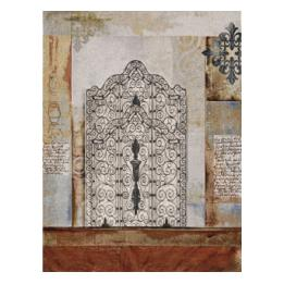 The Gate #057 Clearance Wall hanging