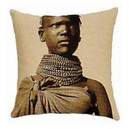 Abedi Warrior - Clearance Cushion