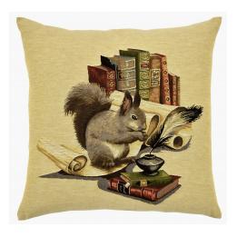 Academic Animals - Squirrel, Cushion