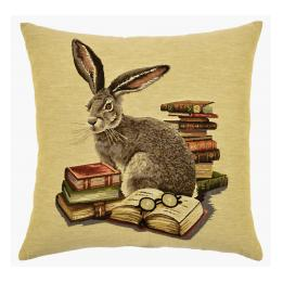 Academic Animals - Hare, Cushion