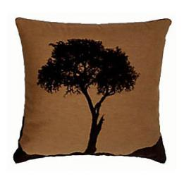African Warriors - Tree - Clearance Cushion