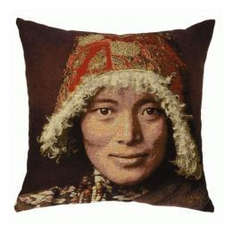 People of Tibet - Baiyin (Purple)