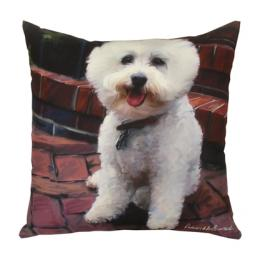 Bichon - Clearance Cushion