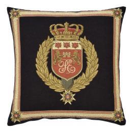 Crests Black - Prince Edward