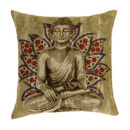 Buddha - Buddha & Lotus