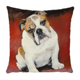 Bulldog - Clearance Cushion