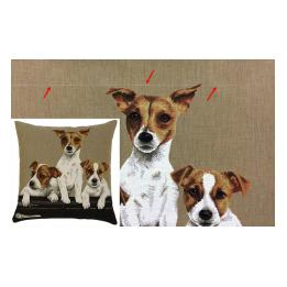 Convertible Dogs - Car Jackers (S&S), Cushion