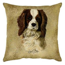 Portrait Dog-Cavalier King Charles