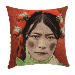 People of Tibet - Ceba (Red)