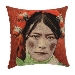 People of Tibet - Ceba (Red)