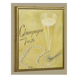 Cocktail Hour - Champagne Taste