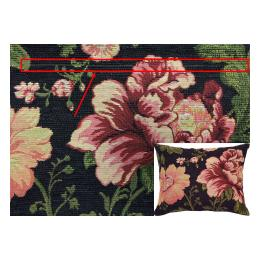 Chatelain Floral - Rectangle (S&S)