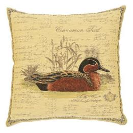 Cinnamon Teal - Clearance Cushion