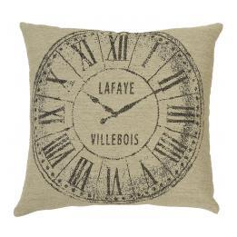 Clock - Clearance Cushion