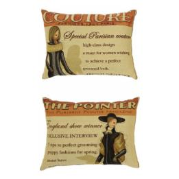 Couture Large Rectangle - Clearance Cushion