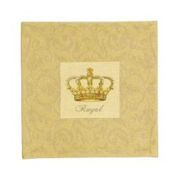 Crown with Pearls - Clearance Cushion