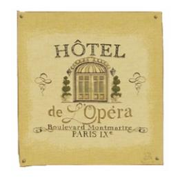 Hotel (De Opera) - Clearance Cushion