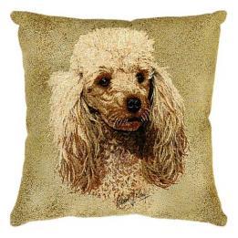 Portrait Dog - Poodle (Apricot)