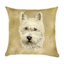 Portrait Dog - Westie