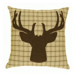 Plaid Deer - Front