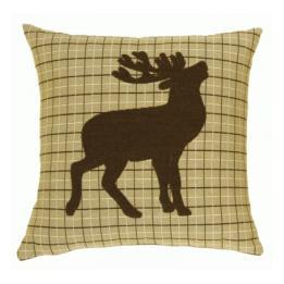 Plaid Deer - Right