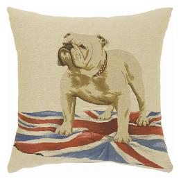 Dogs on Flags - Bulldog