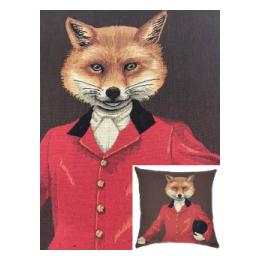 Dressed Foxes - Hunting Fox (S&S)