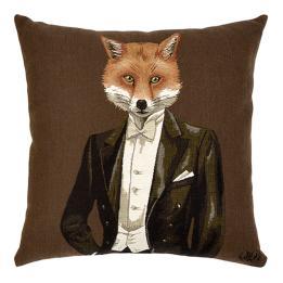 Dressed Foxes - Gentleman Fox