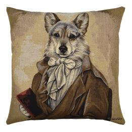 Dudley (Corgi), Square Cushion