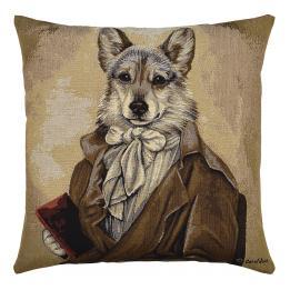 Dudley (Corgi), Square Cushion