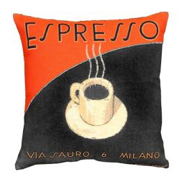 Espresso - Clearance Cushion