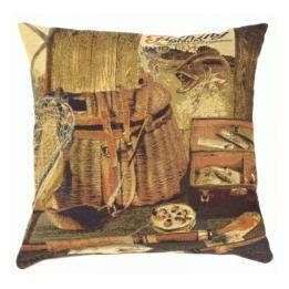 Fishing Basket - Clearance Cushion