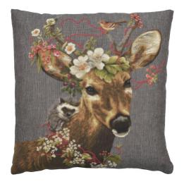 Floral Deer - Harriet
