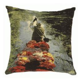 Flower Seller - Clearance Cushion