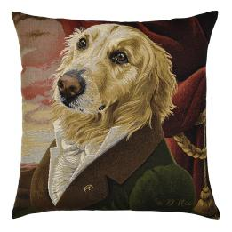 Fredrick (Golden Retriever), Square Cushion