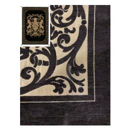 Heraldic Throw - Black (S&S)