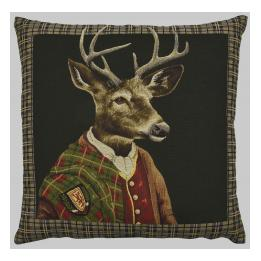 Highland Deer - Green