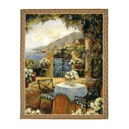 Hillside Terrace Wall Hanging