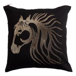 Cow Hide - Horse Head