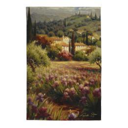 Irises in Tuscany