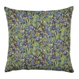 Irises - Square, Cushion