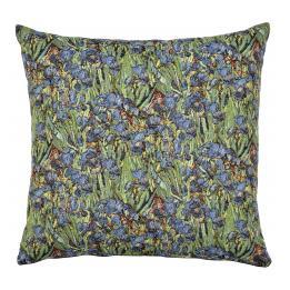 Irises - Square, Cushion