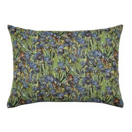 Irises - Rectangle, Cushion