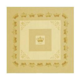 Jewelled Crowns Throw - Clearance Throw