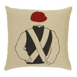 Jockey Jacket - Cream - Clearance Cushion