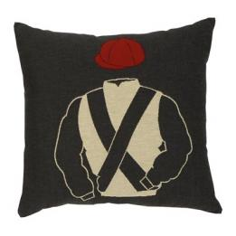 Jockey Jacket - Grey - Clearance Cushion