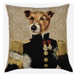 Leopold (Jack Russell), Square Cushion