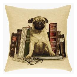 Library Dogs - Pug
