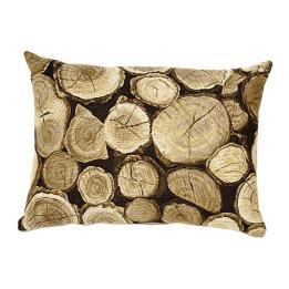 Lodge - Logs, Rectangle