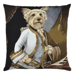 Louis (Terrier), Square Cushion
